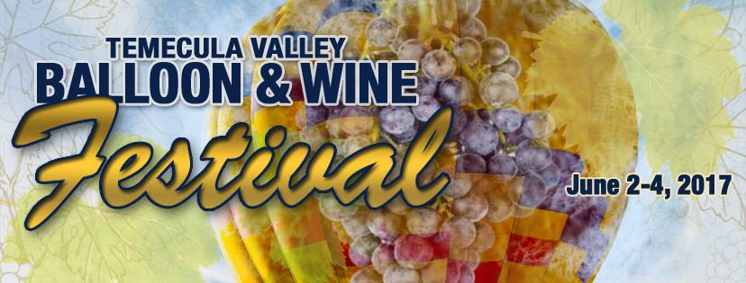 Temecula Valley Balloon & Wine Festival @ Lake Skinner Recreation Area | Winchester | California | United States