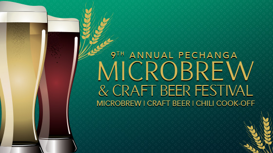 9th Annual Pechanga Microbrew & Craft Beer Festival @ Pechanga Resort & Casino | Temecula | California | United States