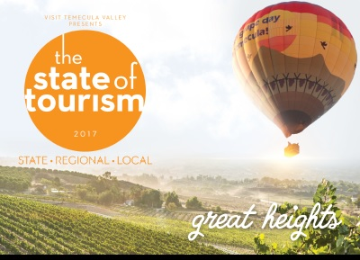 Visit Temecula Valley Presents the State of tourism @ Fazeli Cellars | Temecula | California | United States