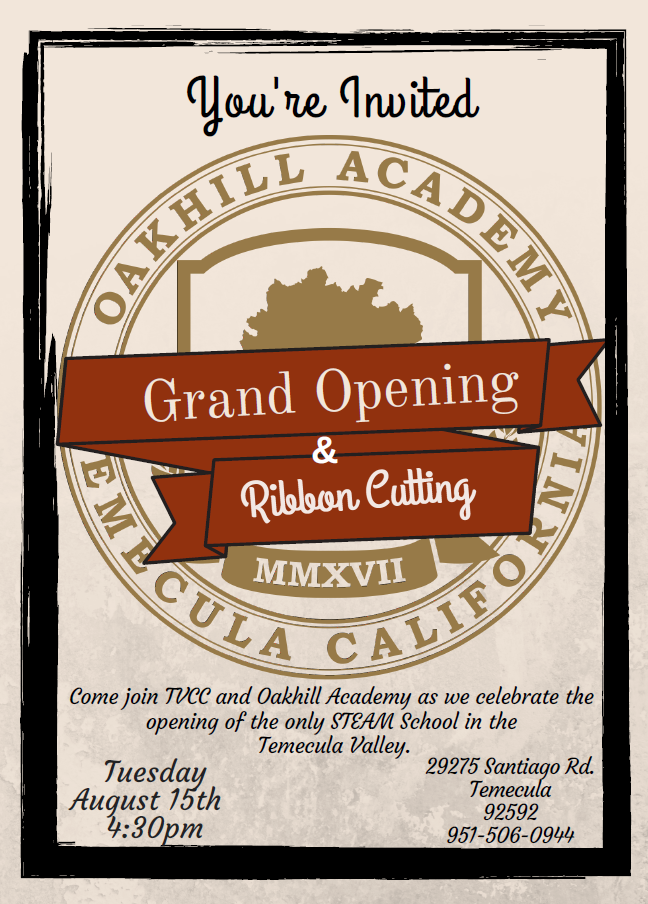 Oakhill ribbon cutting