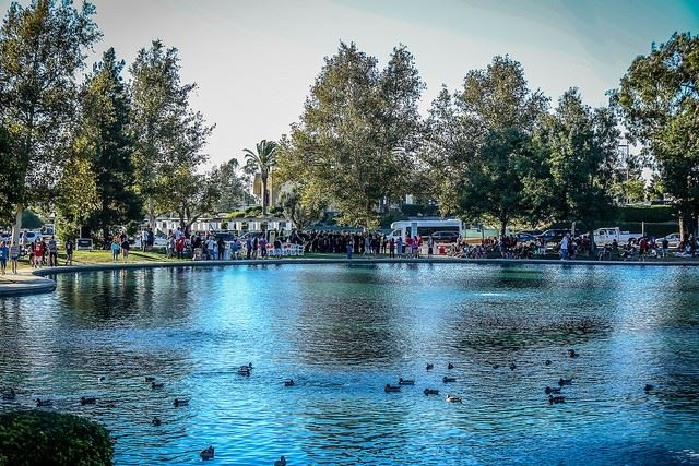 September 11th Remembrance @ Temecula Duck Pond | Temecula | California | United States