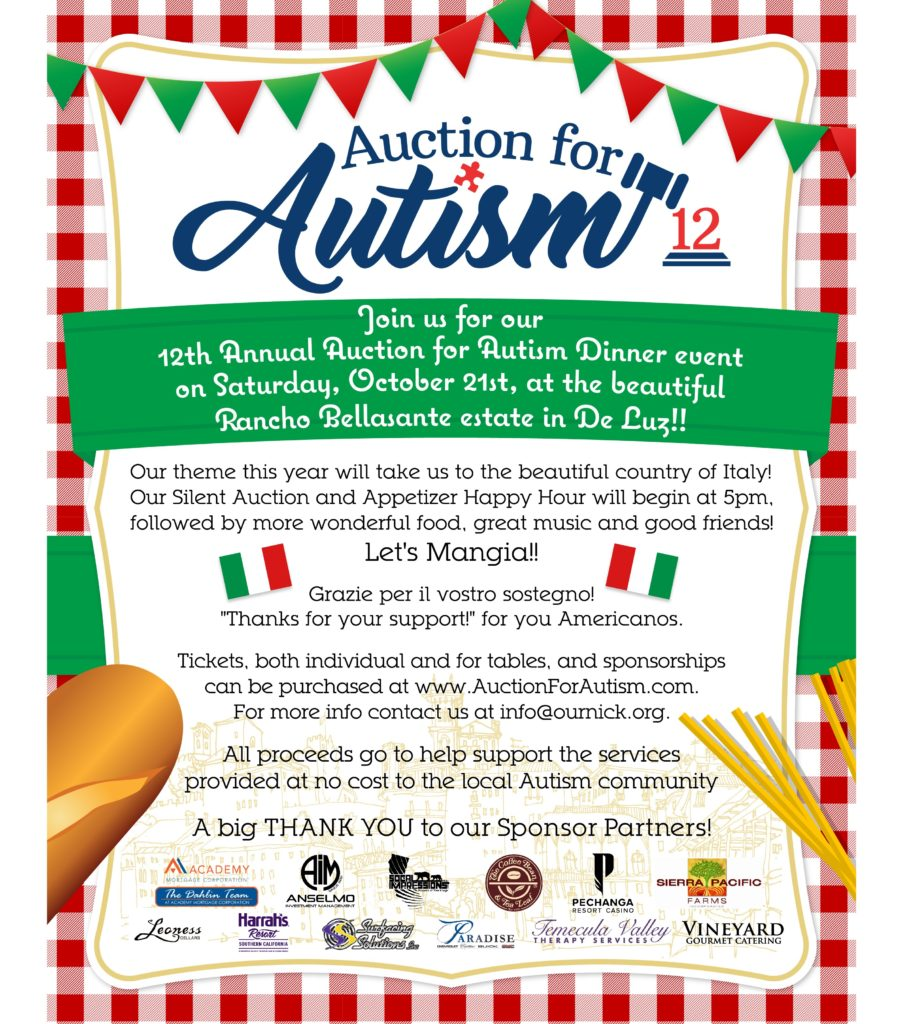 AuctionForAutism_Flyer_8.5x11