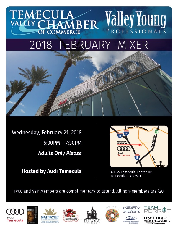 February Mixer 2018 Flyer FINAL