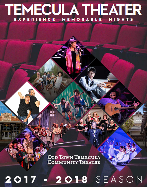 Temecula Theater 2017-2018 Season