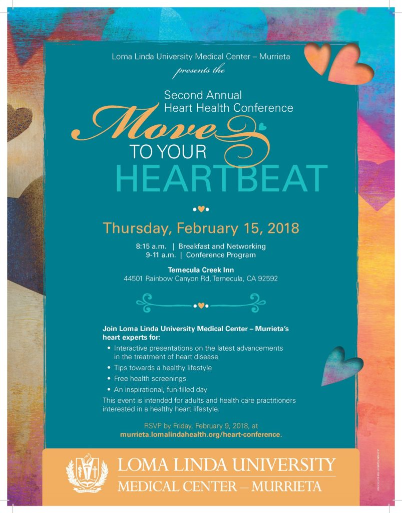MUR-159-17 Heart Conference Flyer PRESS
