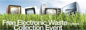 FREE E-Waste Collection Event @ Promenade Temecula Mall | Temecula | California | United States