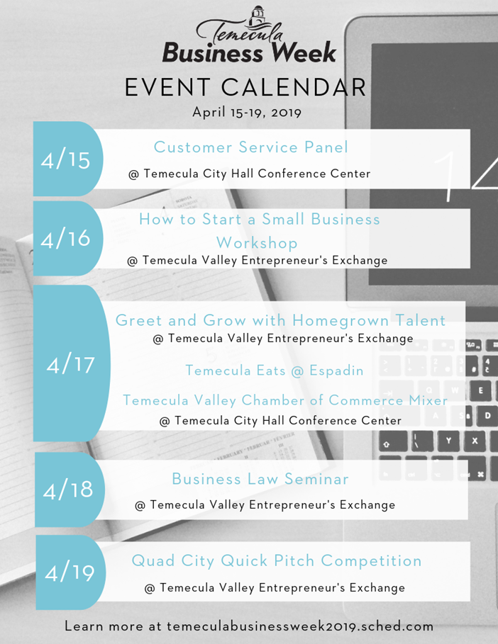 Business Week City of Temecula Apr 2019