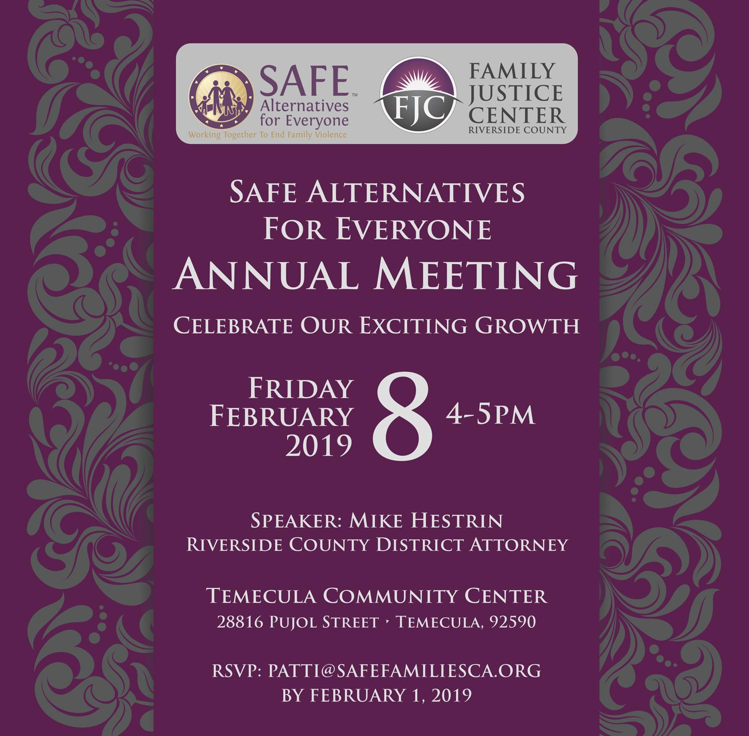 SAFE-annual meeting