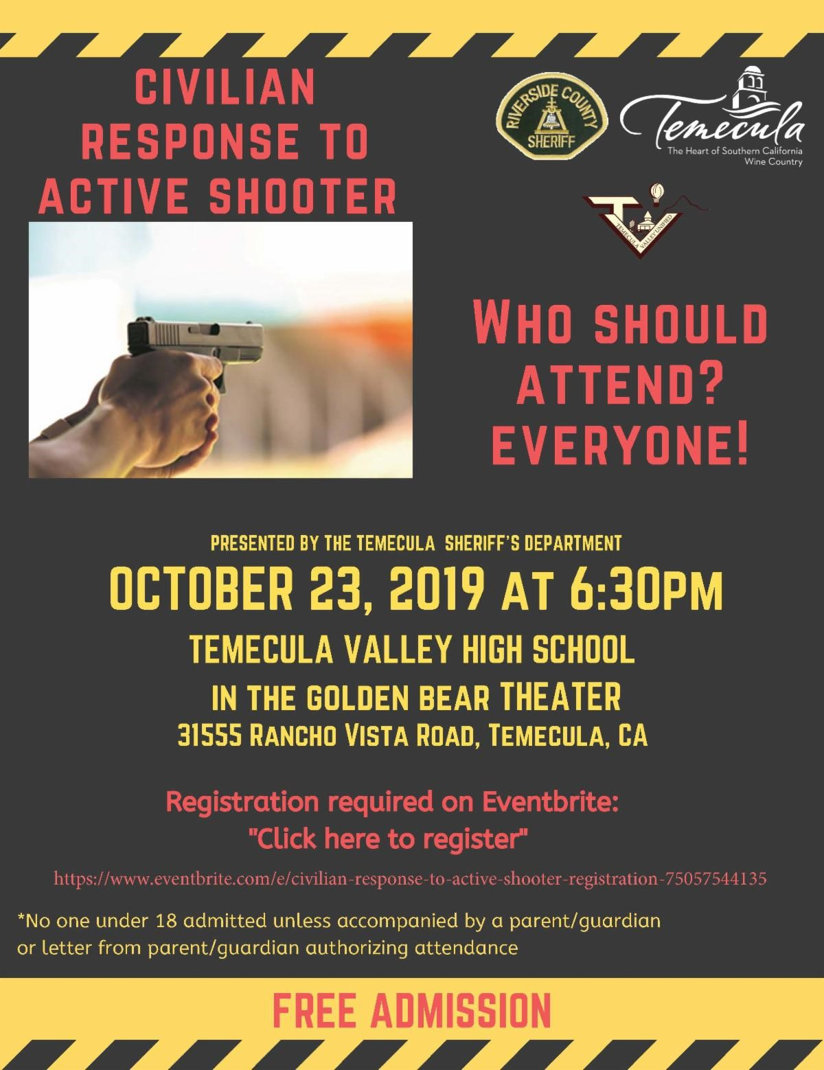 Active Shooter 10.23.19