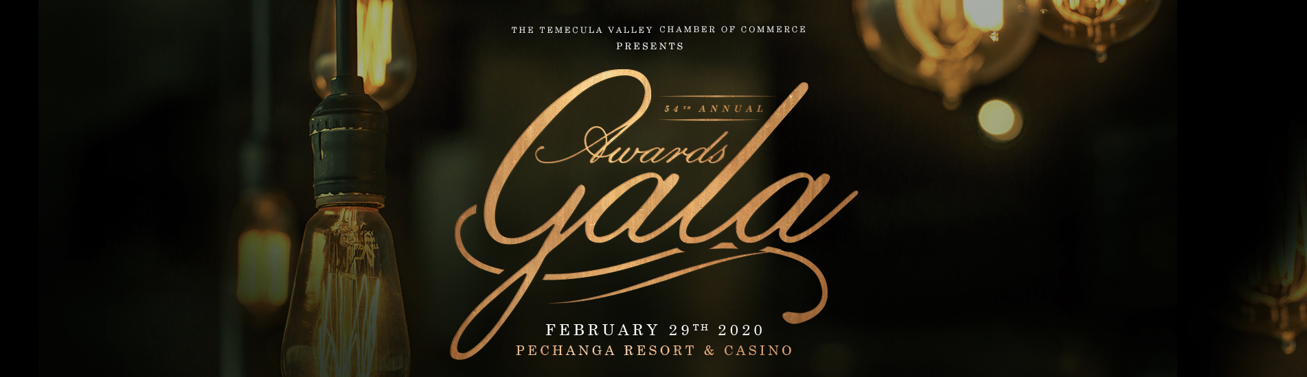 51st Annual TVCC Awards Gala - Save The Date