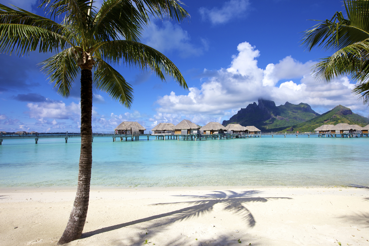 Tahiti background