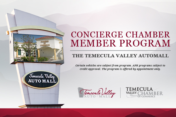 Concierge Chamber Member Program - Reasons to join