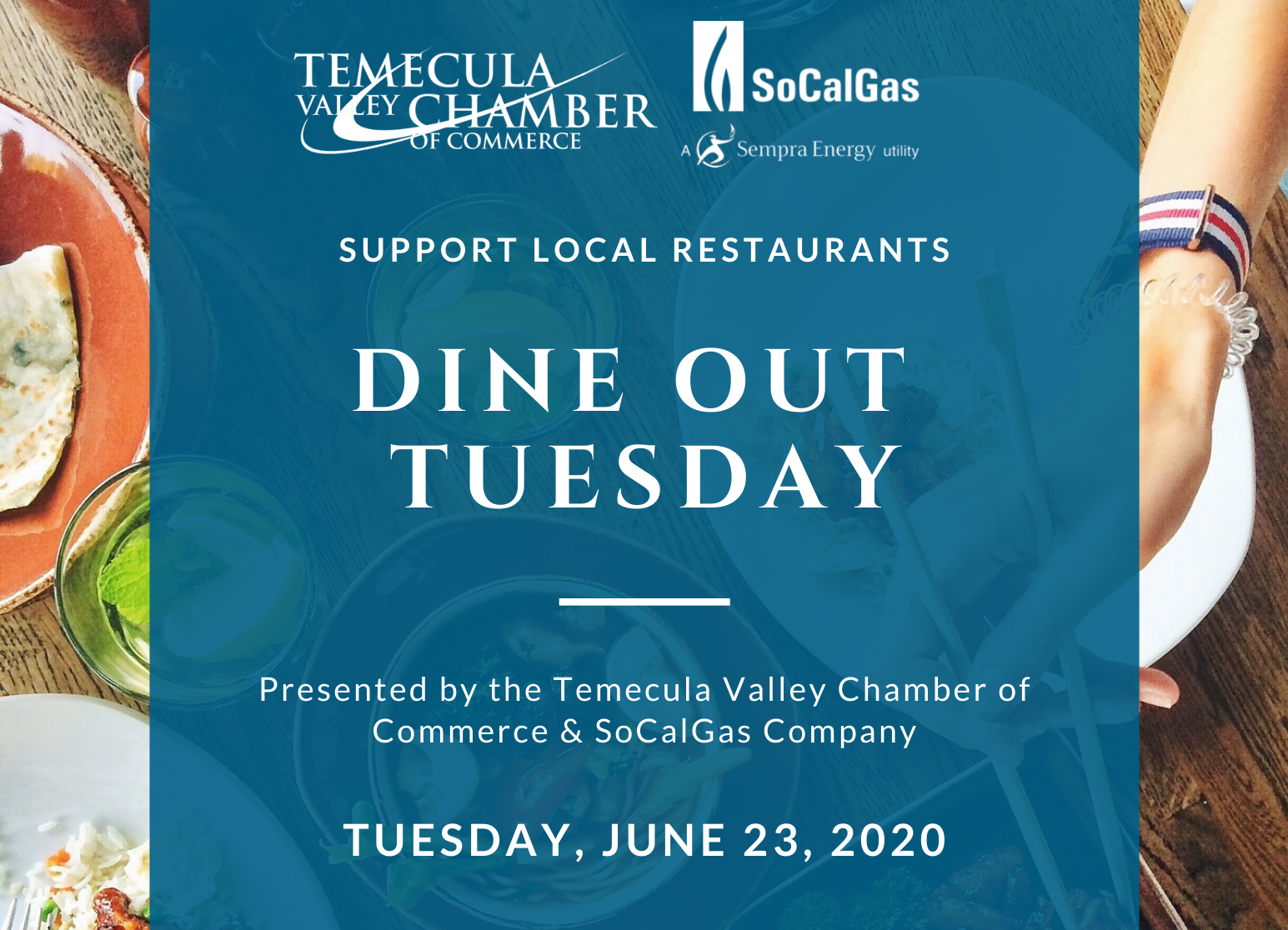 Dine Out Tuesday - Cropped